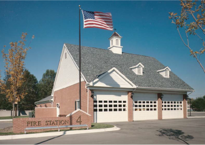 Troy Fire Station #4