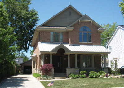 Bank's Residence