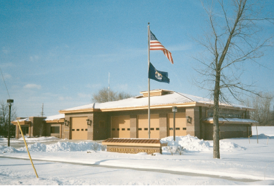 Chesterfield Township Fire Station #1